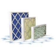 Pleated Disposable Panel Filters